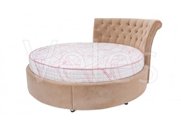 Кровать круглая Valery